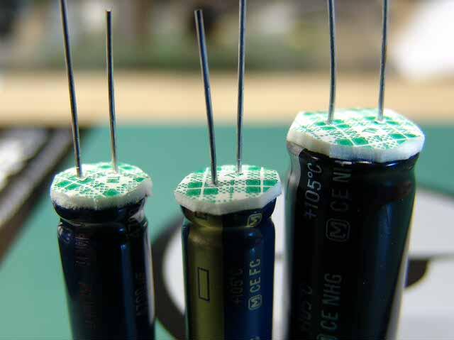 Capacitors | Tubelab