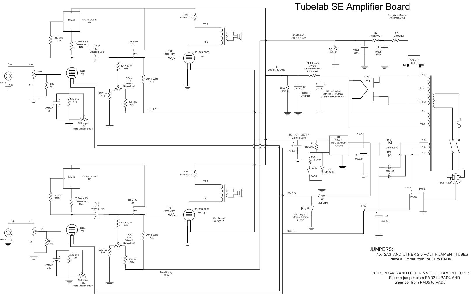 Schematic | Tubelab