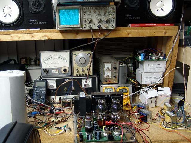 Budget Output Transformers | Tubelab on