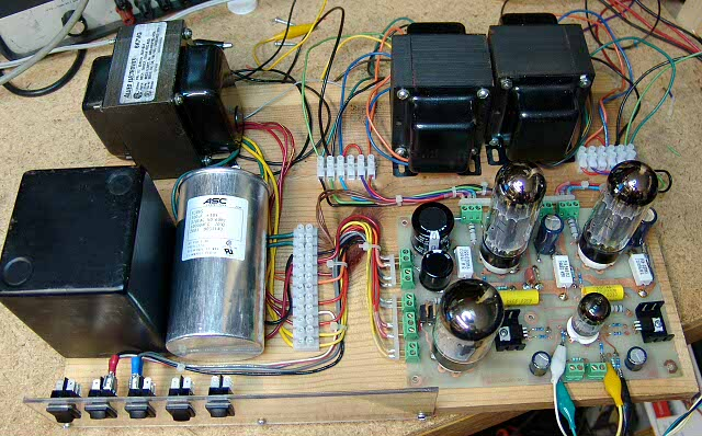 Budget Output Transformers | Tubelab