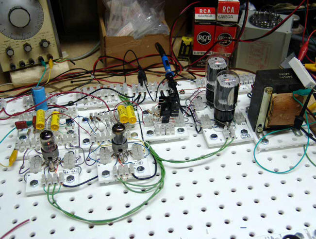 8pin Tube Amp Test DIY Experiment Prototyping Multi PCB Universal 7pin 9pin